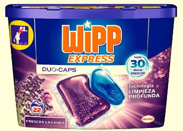 Henkel renueva Wipp Express