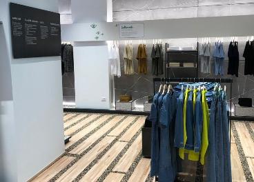 Nuevo modelo de tienda sostenible de Benetton