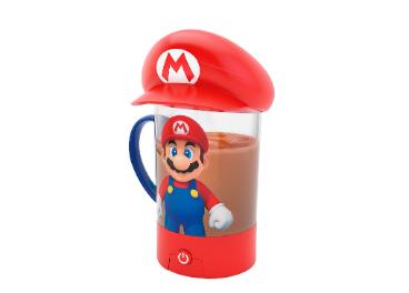 Batidora de ColaCao Super Mario