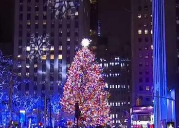 Christmas Tree en Nueva York