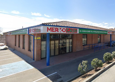 Merkocash en Navalcarnero (Madrid)
