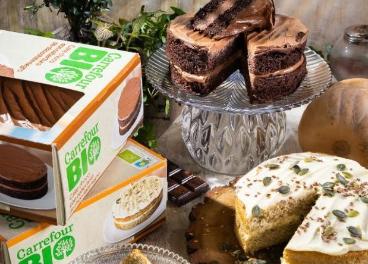 Cakes Carrefour BIO