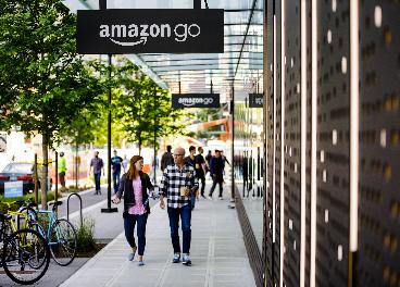 Primera tienda de Amazon Go