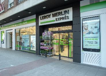 Leroy Merlin Exprés, nueva tienda urbana