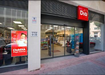 DIA factura un 7,7% menos en España