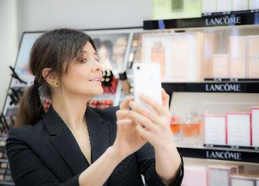 IA para el maquillaje de L'Oréal