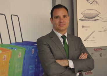 Javier Villanova, CEO de Araven