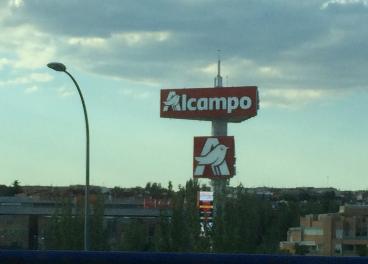 Hipermercado de Alcampo (Auchan)