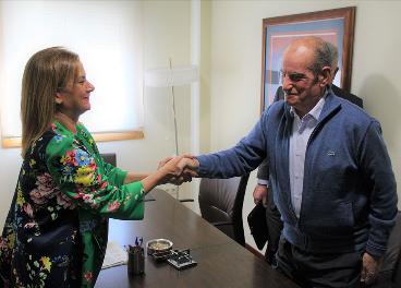 Acuerdo de Magín Froiz y Carmela Silva