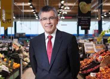 Agustín Markaide (presidente Eroski)