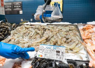 Pesca sostenible de Eroski