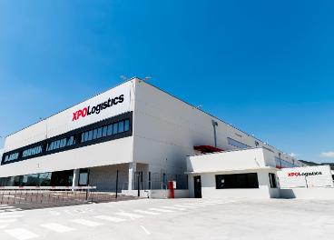 XPo Logistics hub de Barcelona