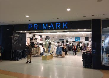 Tienda de Primark en intu Xanadú