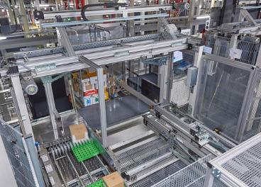 Witron automatiza Plus Retail