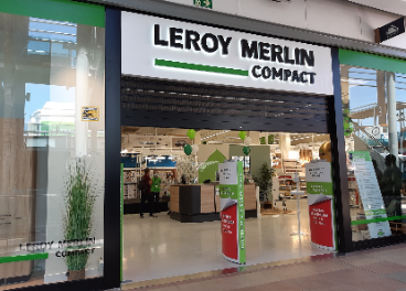 Leroy Merlin compact Torrevieja