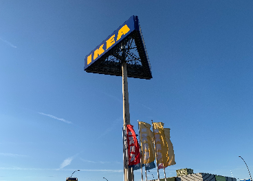 Ikea en La Gavia