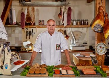 Jaap Korteweg,  The Vegetarian Butcher