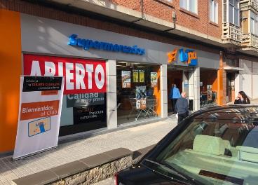 Supermercado Lupa (Semark) en Ávila