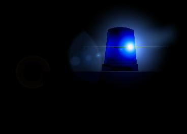 Sirena de policía