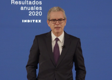 Pablo Isla (Resultados anuales 2020)