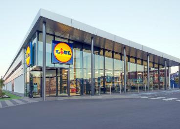 Lidl abre dos tiendas en España
