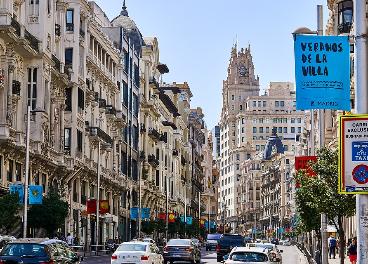Alquiler comercial en Madrid