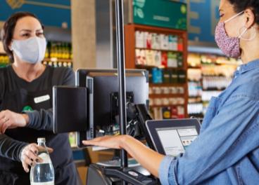 Pago biométrico de Amazon en supermercados
