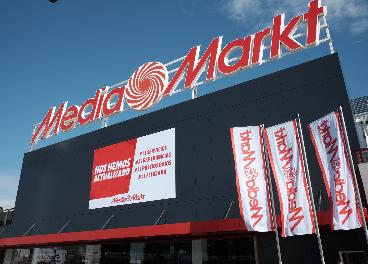 Tienda de MediaMarkt en Alcalá de Henares (Madrid)