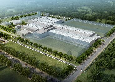 Futura fábrica de SIG en China