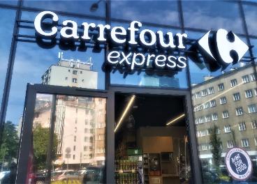 Carrefour, Mercadona y Lidl, las que más crecen