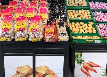 Patatas en Mercadona