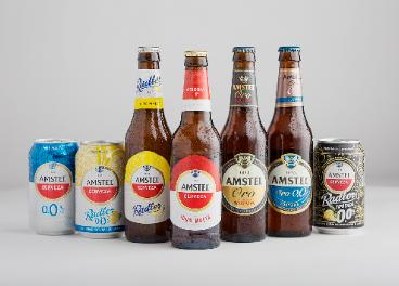 Cervezas Amstel