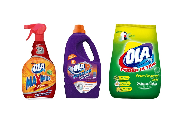 Productos de Ola (Astrix), adquirida por Unilever