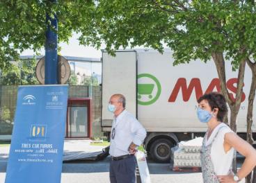 Donación Grupo MAS