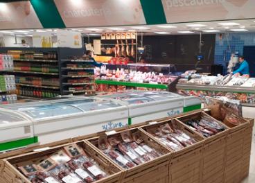 Supermercado Coaliment, de Covalco