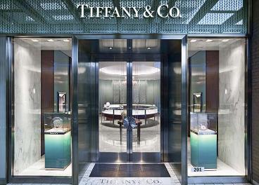 Tienda de Tiffany