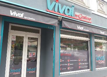Tienda de Vival, perteneciente a Vindémia