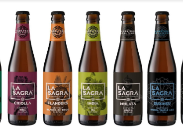 Cervezas La Sagra