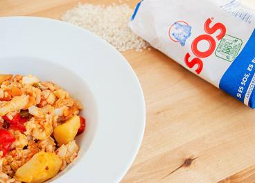 Ebro Foods Arroz SOS