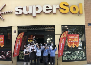 Supermercado de Supersol