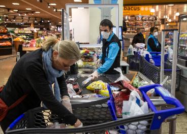 Medidas en supermercado Caprabo
