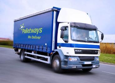 Vehículos de Palletways