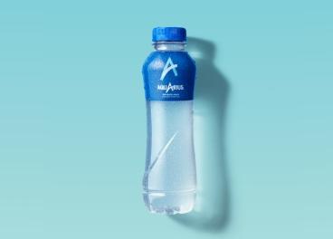 Coca-Cola renueva Aquarius