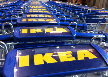 carritos de Ikea