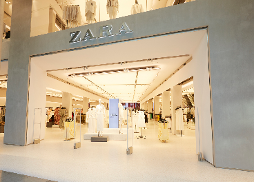 Tienda de Zara en Reino Unido