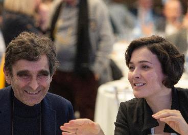 Adolfo y Adriana Domínguez