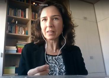 Yolanda Cerdà, del Institu Cerdà