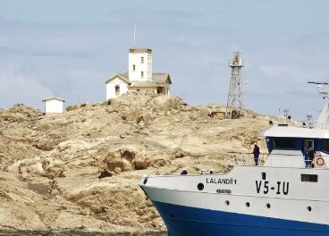 Nave de Nueva Pescanova