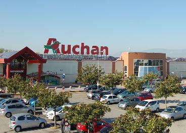 Auchan y Casino negocian una alianza global