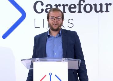 Jesús Sancho Cubino, de Carrefour Links